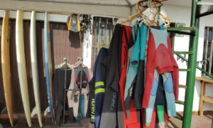 Urcia Surf School Rental Wesuits and Surf Boards Huanchaco