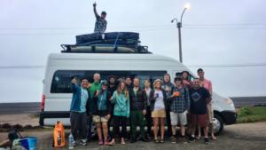 Urcia Surf School trip to Chicama August 2018
