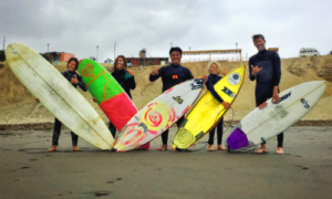 Urcia surf school - surf camp