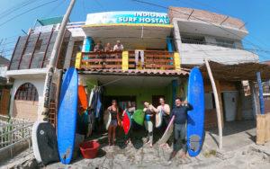 Indigan Surf Hostel - Surf Camp