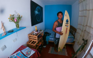 Indigan Surf Hostel - Private Double Bedroom