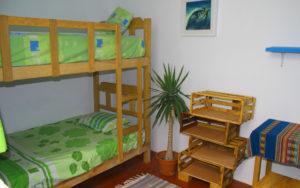 Indigan Surf Hostel - Shared Room