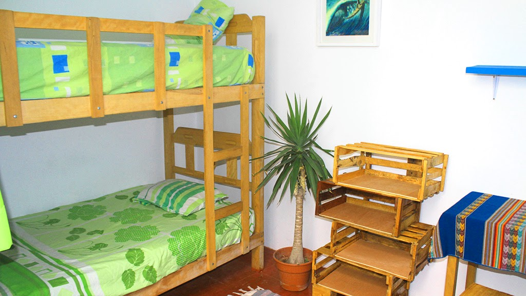 Indigan Surf Hostel Huanchaco - Shared Dorm