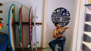Urcia Surf School Huanchaco - Happy After Surfing`