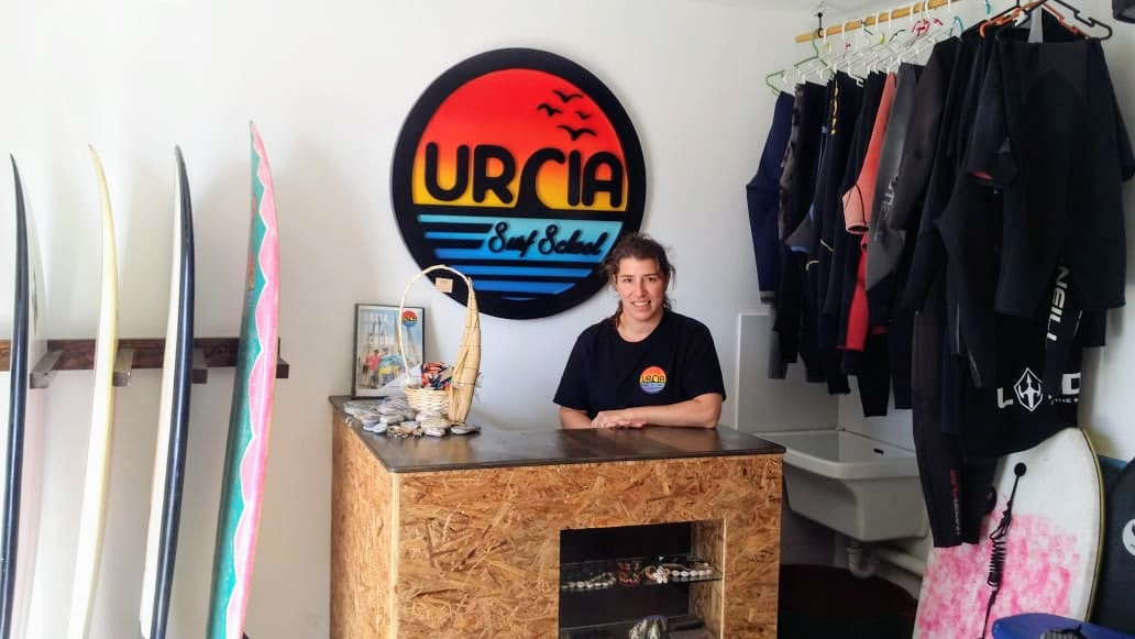 Urcia Surf School Huanchaco - Manager Miriam