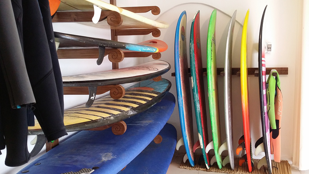 Urcia Surf School Huanchaco - Surf Boards and Wet Suits