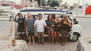 Urcia Surf School Huanchaco - Trip to Chicama World's Longes Left Wave
