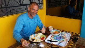 Indigan Surf Hostel - Surf Camp Breakfast
